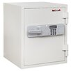 FireKing Fireproof Electronic Lock Security Safe 1.48 CuFt