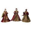 Bombay 3 Piece Nativity Wiseman Set