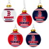 Forever Collectibles Shatterproof Ball Ornament (Set of 5)