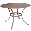 Panama Jack Outdoor Island Breeze Dining Table