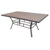 Panama Jack Outdoor Rum Cay Dining Table