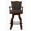 "ECI Furniture Spectator 30"" Swivel Bar Stool with Cushion"