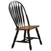 ECI Furniture Rustic Back Side Chair (Set of 2)