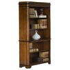 "kathy ireland Home by Martin Furniture Kensington 5 Shelf Wood 76"" Standard Bookcase"