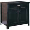 kathy ireland Home by Martin Furniture Tribeca Loft 2 Door Storage Cabinet