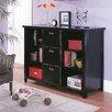 "kathy ireland Home by Martin Furniture Tribeca Loft 3 Drawer 41"" Cube Unit"