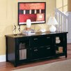 kathy ireland Home by Martin Furniture Tribeca Loft 2 Door Credenza