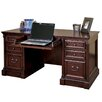 kathy ireland Home by Martin Furniture Mount View Executive Desk