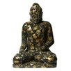 Amrita Singh Mosaic Sculptures Full Size Buddha Statue