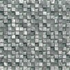 Marazzi Crystal Glass And Stone 12 Quot X 12 Quot Mosaic Tile In