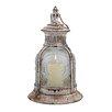 CKK Home Décor, LP Le Vieux Carre' Market Martel and Glass Lantern