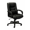Basyx by HON VL131 Executive High-Back Chair
