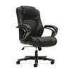 Basyx by HON HVL402 Series High-Back Executive Chair with Arms