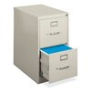 Basyx by HON H410 Series 2-Drawer Letter  File
