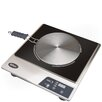 """Max Burton 17.38"""" Electric Induction Cooktop Set with 1 Burner"""
