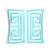 Trina Turk Residential Huntington Striped Cotton Throw Pillow