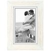 Malden White Wash Linear Picture Frame