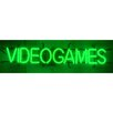 Neonetics Video Games Neon Sign
