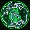Neonetics Rolling Rock Beer Neon Sign