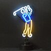 Neonetics Sports Golfer Neon Sign