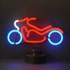Neonetics Cars & Motorcycles Motorcycle Neon Sign