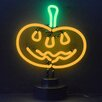 Neonetics Business Signs Pumpkin Neon Sign