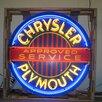 Neonetics Chrysler Plymouth Neon Sign