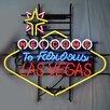 Neonetics Welcome To Fabulous Las Vegas Neon Sign