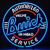 Neonetics Cars & Motorcycles GM Buick Service Neon Sign