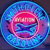 Neonetics Smith-O-Line Gasoline Neon Sign