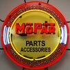 Neonetics Mopar Circle Neon Sign