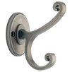 Liberty Hardware Decorative Casual Scroll Coat and Hat Hook