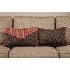 South Sea Rattan Dorsett Small Indoor/Outdoor Sunbrella Throw Pillow
