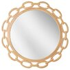 CBK Nautical Hand Carved Wall Mirror