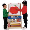 Jonti-Craft ThriftyKYDZ 2 Station Easel