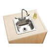 "Jonti-Craft Portable Sink 28"" x 23.5"" Single Clean Hands Helper with Faucet"