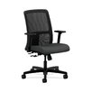 HON Ignition Low-back Mesh Chair in Grade V Silvertex Vinyl