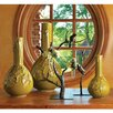 Global Views Gingko Crackle Vase