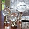 Global Views 3 Piece Tiered Ball Stand