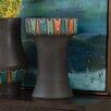 Global Views High Midnight Canyon Vase