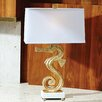 "Global Views Seahorse 28.75"" H Table Lamp with Rectangular Shade"