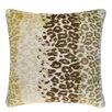 Vue by Ellery Cheetah Faux Fur Throw Pillow