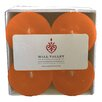 Mill Valley Candleworks Grapefruit Scented Votive Candle (Set of 4)