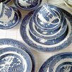 Johnson Brothers Willow Blue Dinnerware Collection