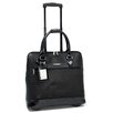 Cabrelli Inc Dominique Leather Laptop Briefcase