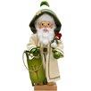 Alexander Taron Christian Ulbricht Snowy Santa Nutcracker