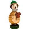 Alexander Taron Richard Glaesser Dwarf as Squirrel Incense Burner