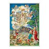 Alexander Taron Korsch Shepherd with Angels Advent Calendar (Set of 2)