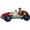 Alexander Taron Collectible Tin Toy Model Champion Racer