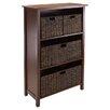 Winsome Milan 4 Drawer Storage Shelf